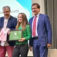 Premio FairPlay FIGC 2018/2019 alla nostra Anna Grattarola!